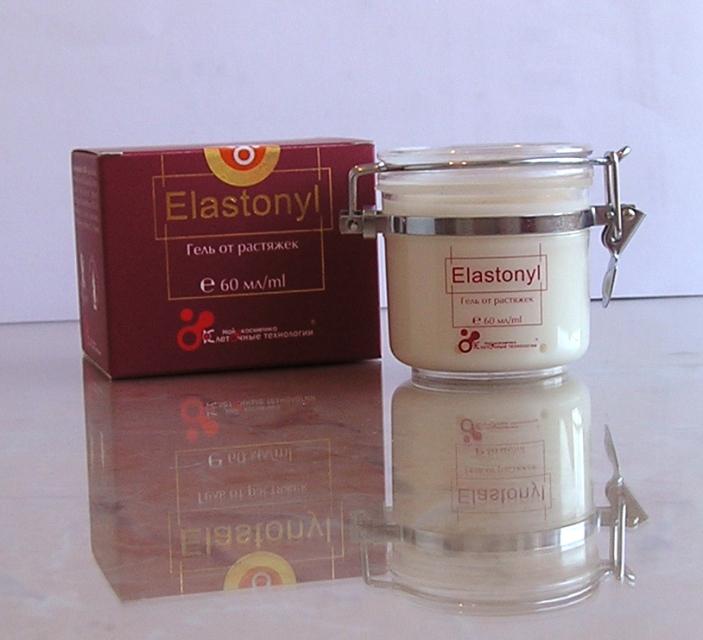 крем-гель от растяжек elastonyl