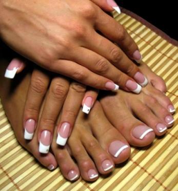 Грибковые заболевания ногтей