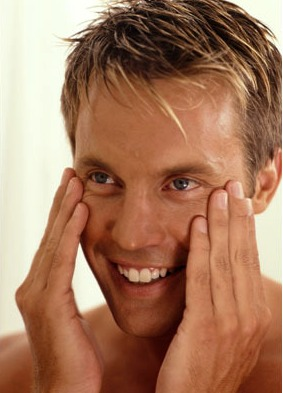 фото кожа лица мужчины