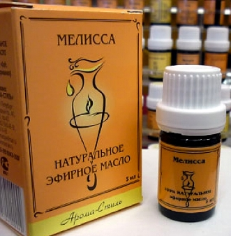 мелисса лекарственная