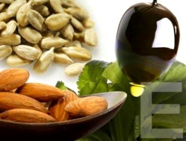витамины для кожи Е