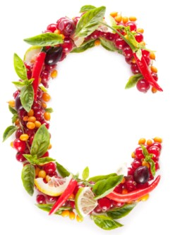 витамины для кожи С