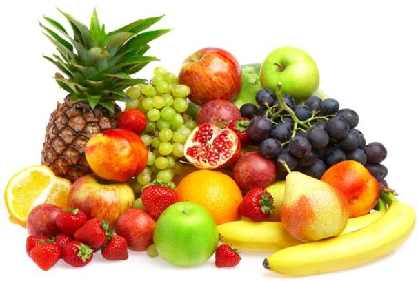 Калорийность фруктов и какие самые калорийные?