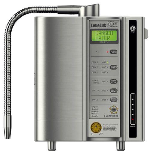 Преимущества употребления ионизированной воды